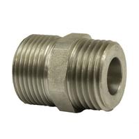 Schroefkoppelingen M22 - RVS 500 bar